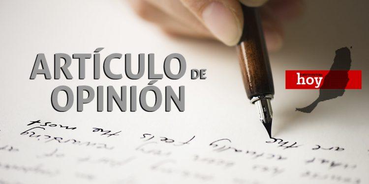 Fuerteventura Hoy no comparte necesariamente las opiniones publicadas en esta sección del periódico