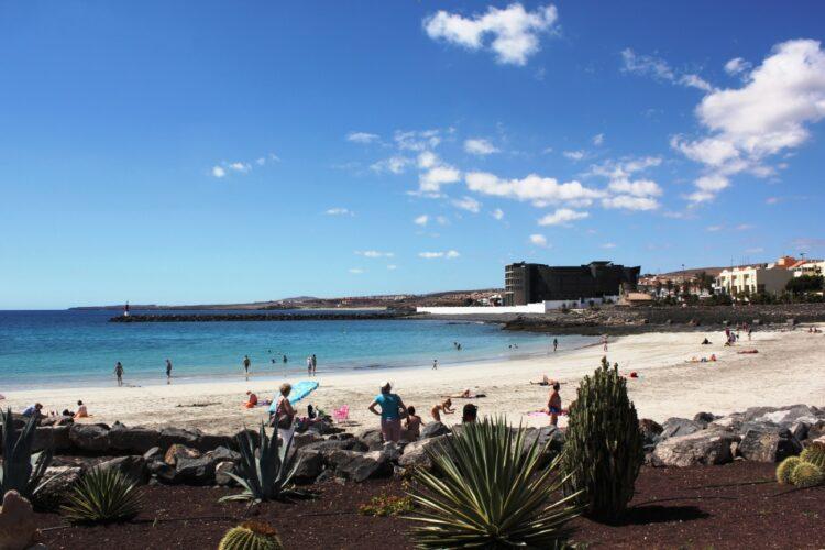 Playa de Los Pozos Foto: Archivo