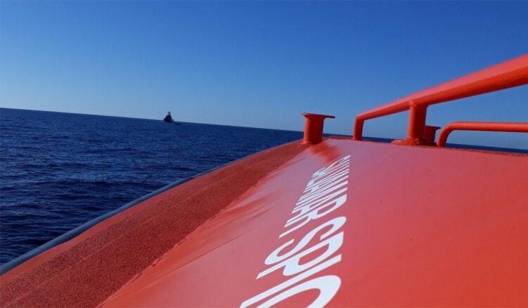 Imagen de archivo de Salvamento Marítimo