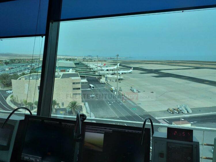 Aeropuerto majorero Foto: Fuerteventura Hoy (Archivo)