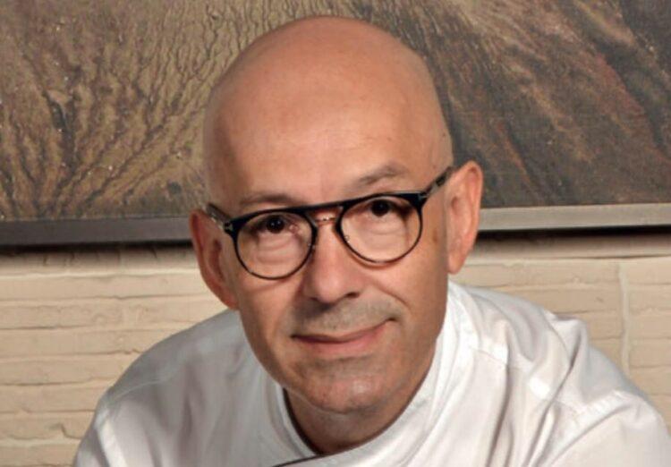 Francisco Vilela, economista, empresario y chef