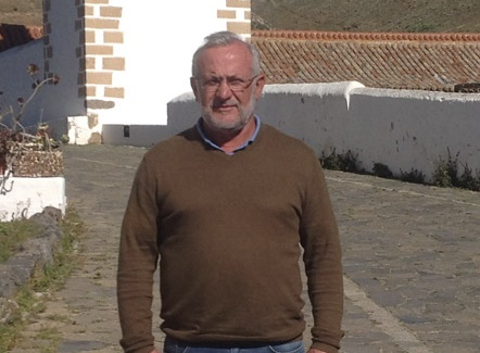 Marcelino Cerdeña, en una foto de archivo