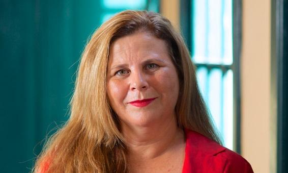 María Jesús Cruz Montserrat, Consejera Insular Delegada en las materias de Empleo, Educación y Juventud