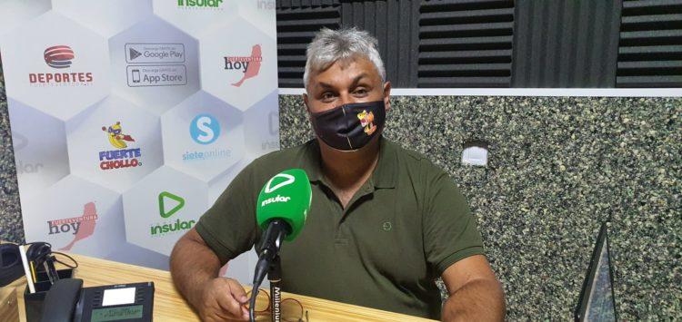 El alcalde capitalino en los estudios de 'La Insular'