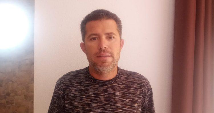 Lucas Padilla, tío de Vanessa Santana