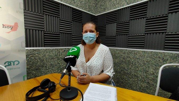Silvia Ortega, Canguras