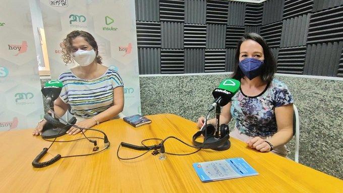 Hernández y León en Radio Insular