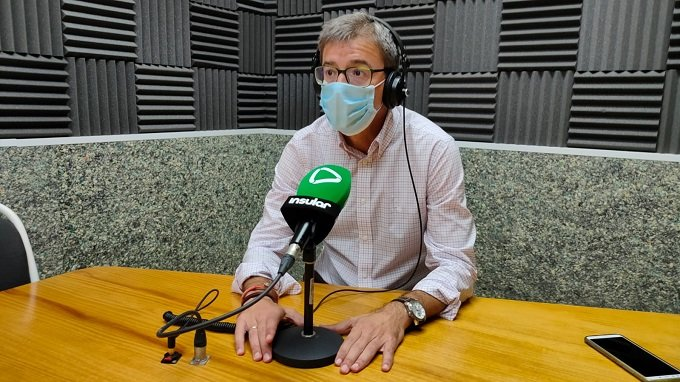Juan Manuel Verdugo en Radio Insular