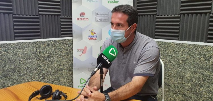 David de Vera en Radio Insular