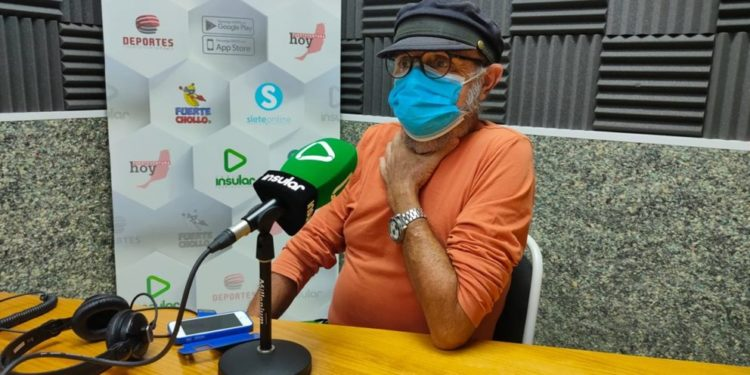 Toño Patallo en Radio Insular
